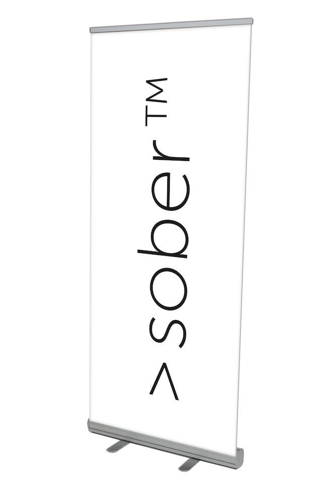 Rollup Sober 85x200