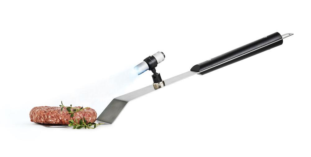 BBQ stekspade med lampa