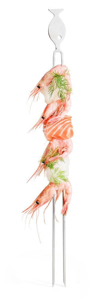 BBQ Fiskspett 4-pack