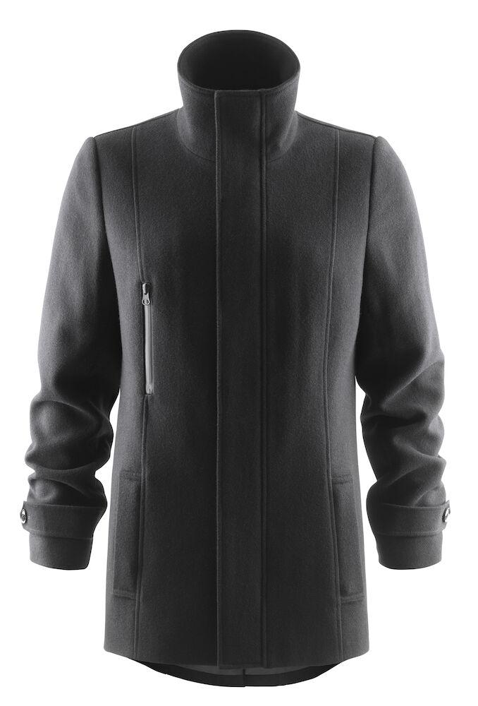 Hybrid Wool Coat W