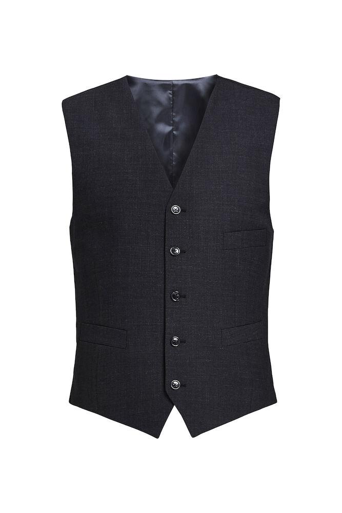 Corporate Sustainable, Herr, Väst, Leon, Tailored fit, Kostym