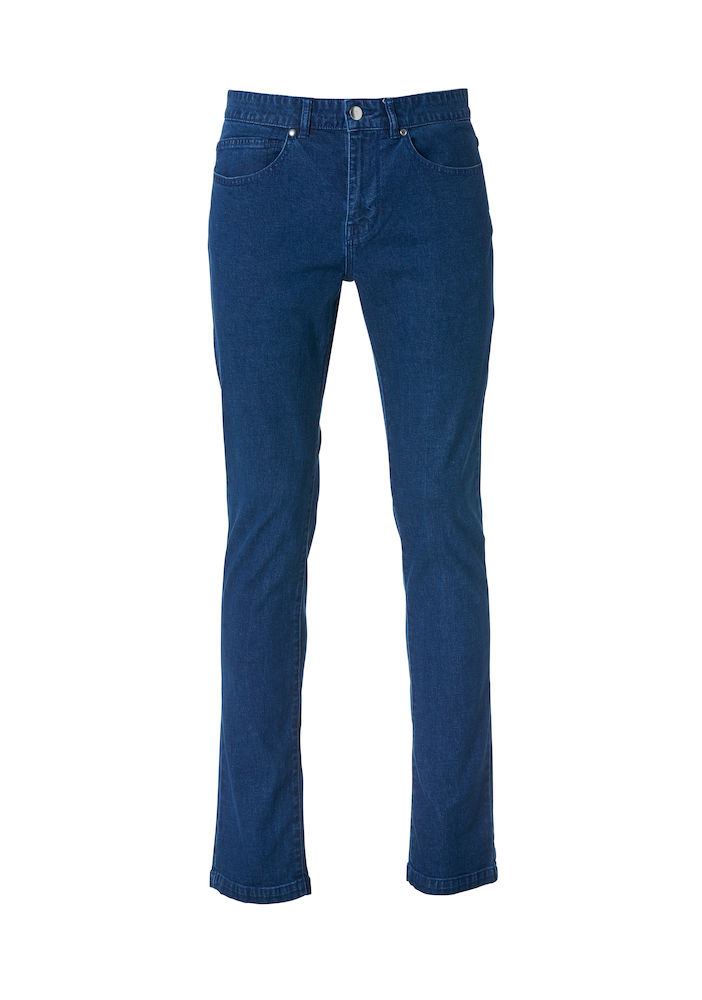 5-Pocket Stretch Denim