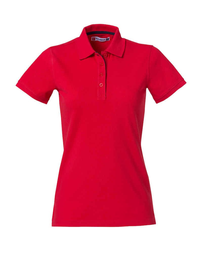 Heavy Premium Polo Ladies