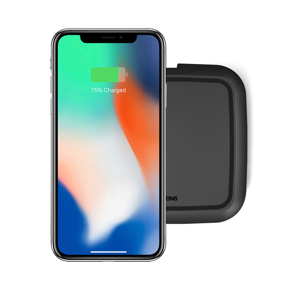 ZENS SINGLE FAST WIRELESS CHARGER 10W