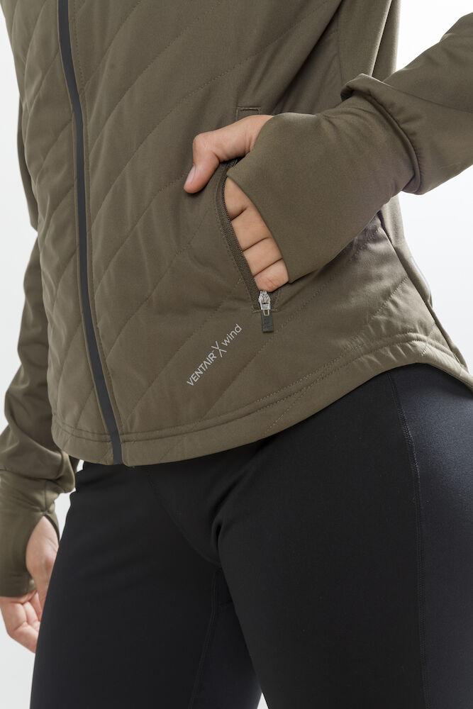 a3a8ebaa Urban Run Warm Jacket W   Craft Sportswear