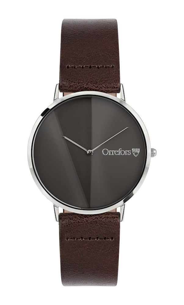 O:TIME BRANDY, GUNMETAL DIAL
