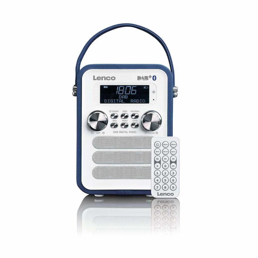 Lenco BT DAB+ FM Radio