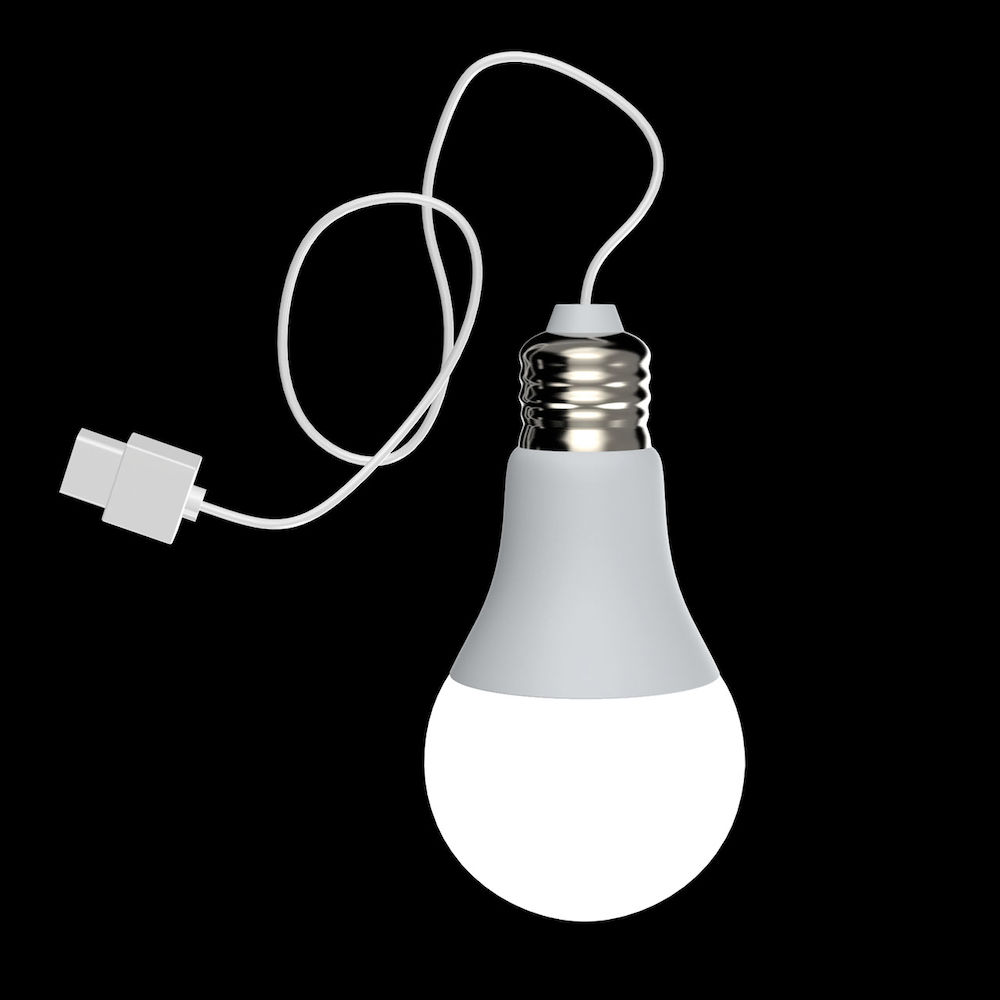 USB LED Bulb