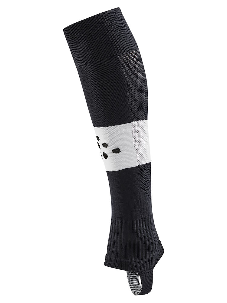 Pro Control Stripe W-O Foot Socks Senior