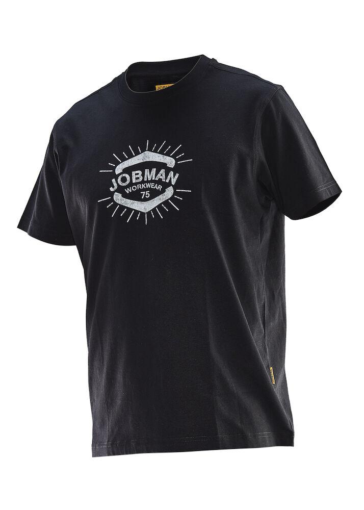 5266 T-shirt Beatnik Print