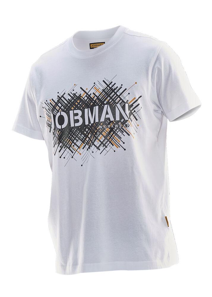 5267 T-shirt Spike Print