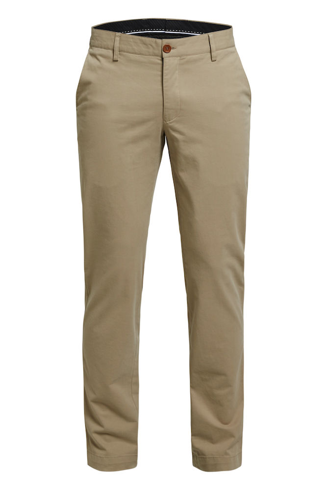 Cotton, Herr, Chinos, Marwin Tailored fit