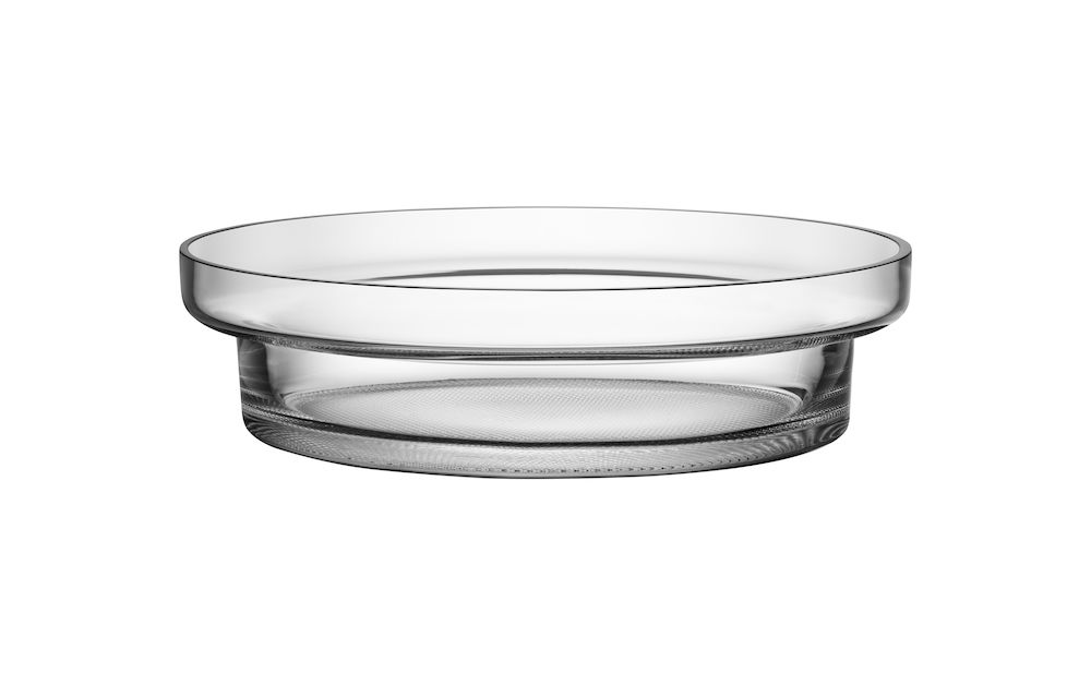 LIMELIGHT DISH CLEAR D 330MM