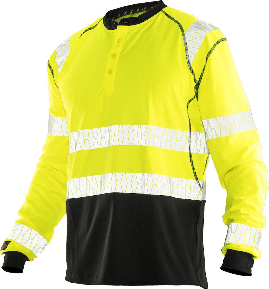 5598 Långärmad T-shirt UV-Pro Varsel