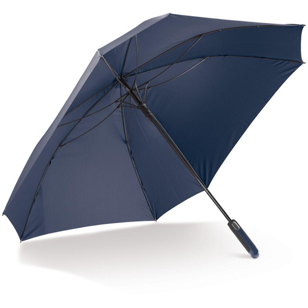 "Deluxe 27"" fyrkantigt paraply auto-open"