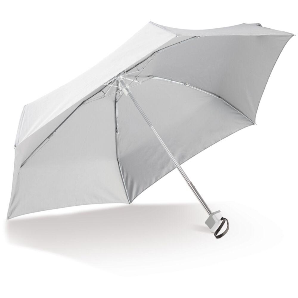 """Ultralätt 21"""" paraply med ficka"""