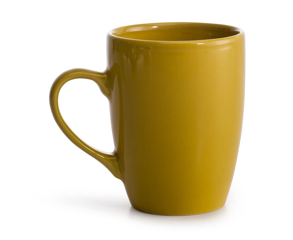 Borneo mugg, gul
