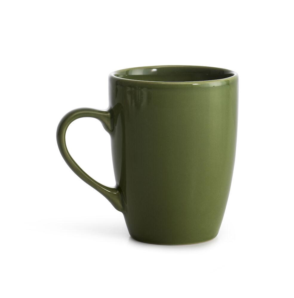 Borneo mugg, grön