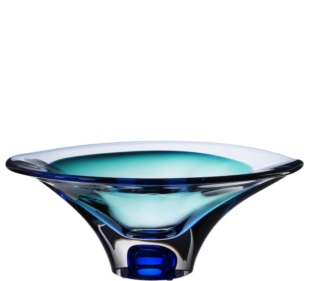 VISION BLUE BOWL D 330MM