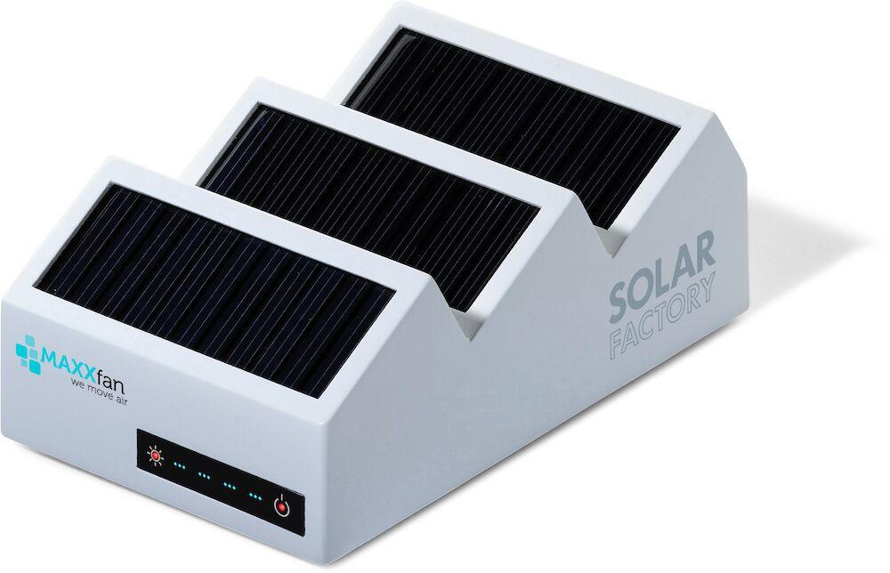 Solcellsbatteri Factory