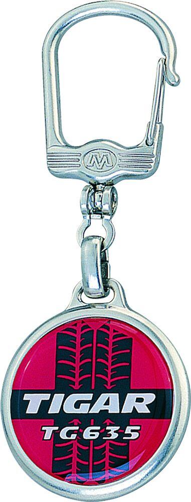 Nyckelring Metall
