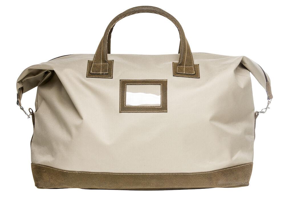 Weekend bag, beige