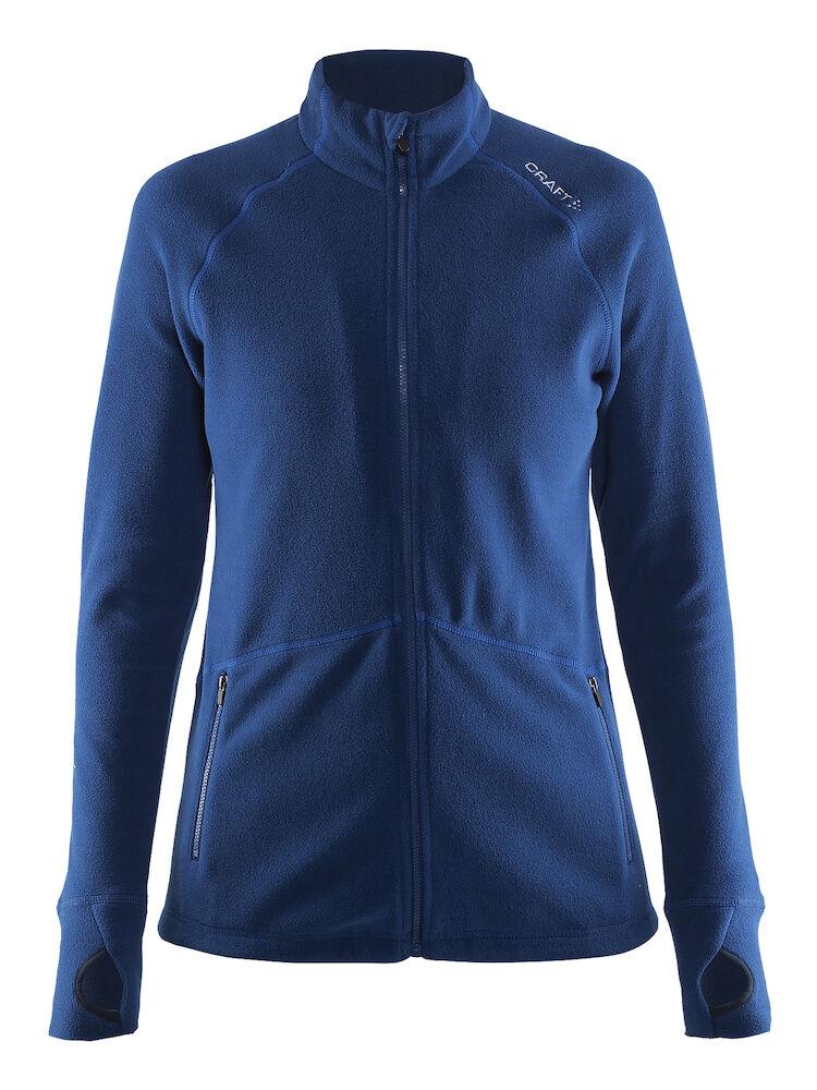 Full Zip Micro Fleece Jacket W